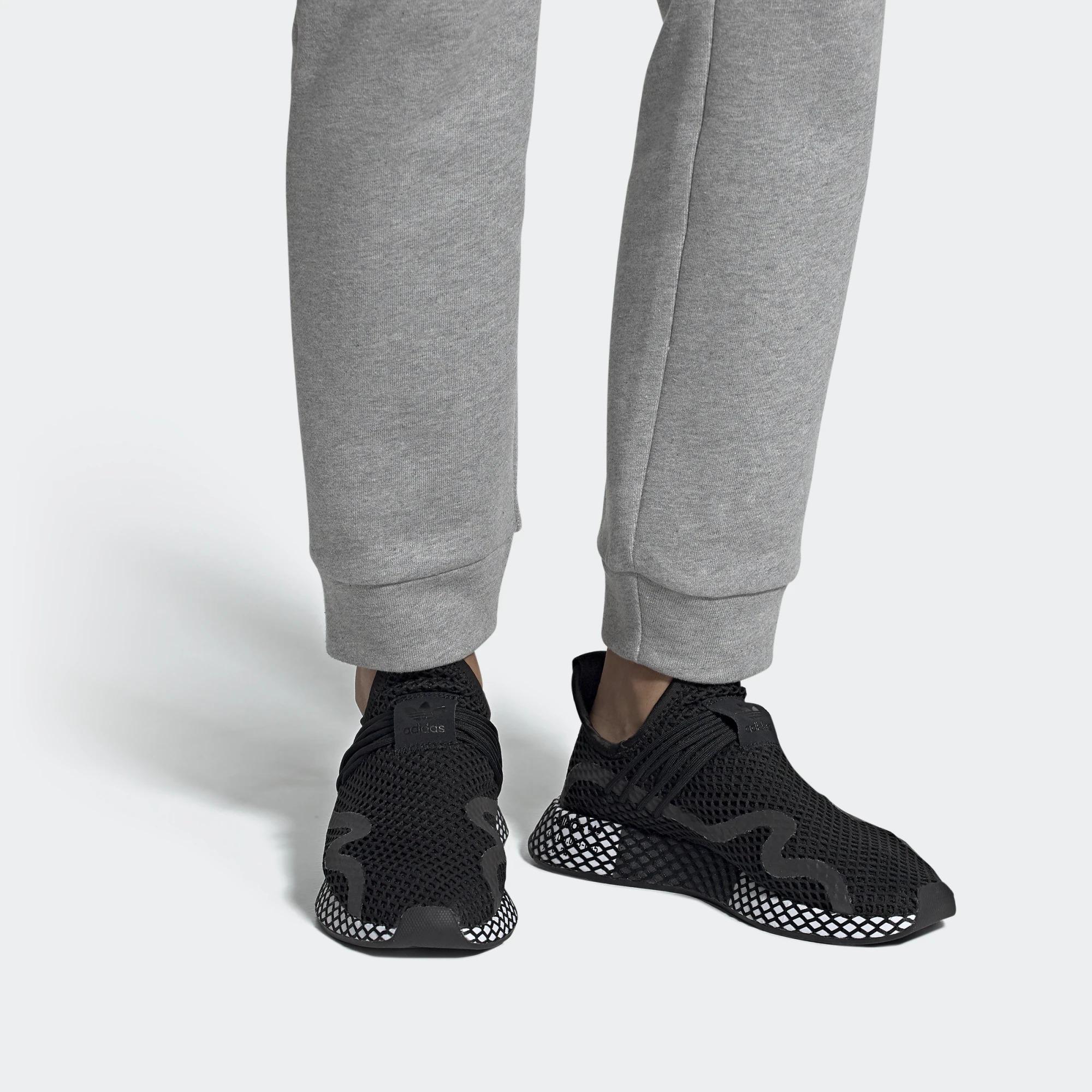 BD7879 adidas Deerupt S Black 5