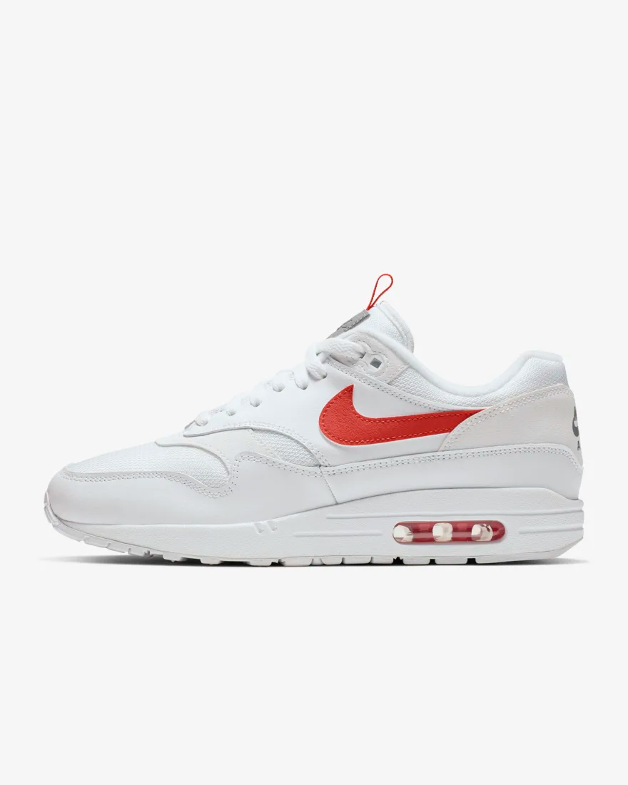 CD1530 100 Nike Air Max 1 SE White 1