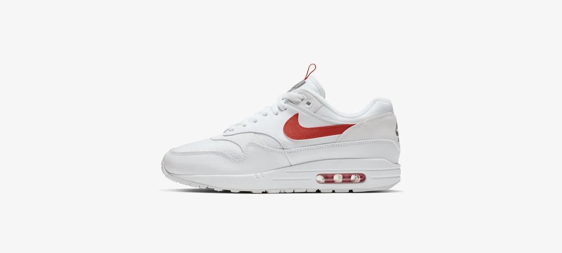 CD1530 100 Nike Air Max 1 SE White 1110x500