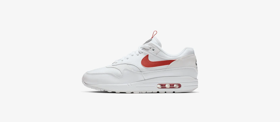 CD1530 100 Nike Air Max 1 SE White