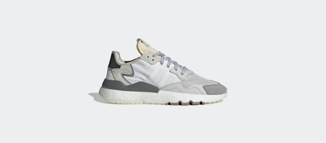 CG5950 adidas Nite Jogger White