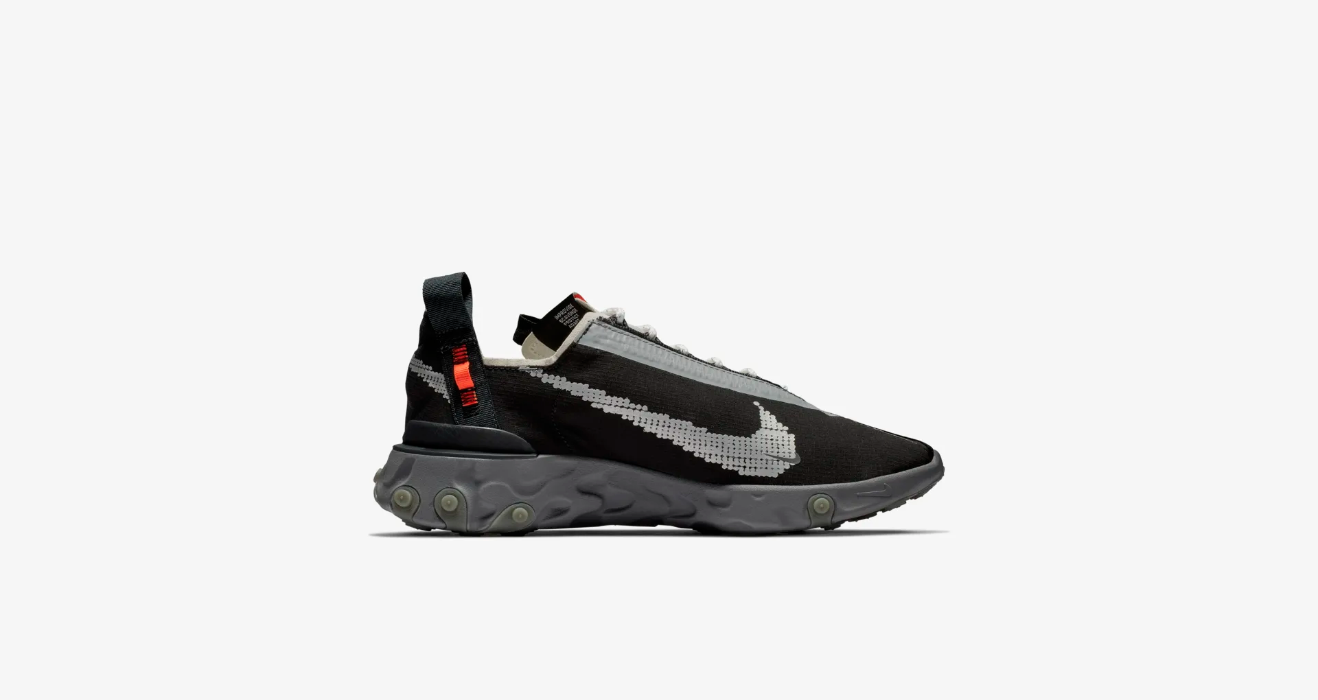 Nike React Runner WR ISPA Black 3