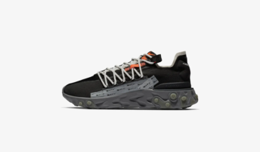 Nike React Runner WR ISPA – Black