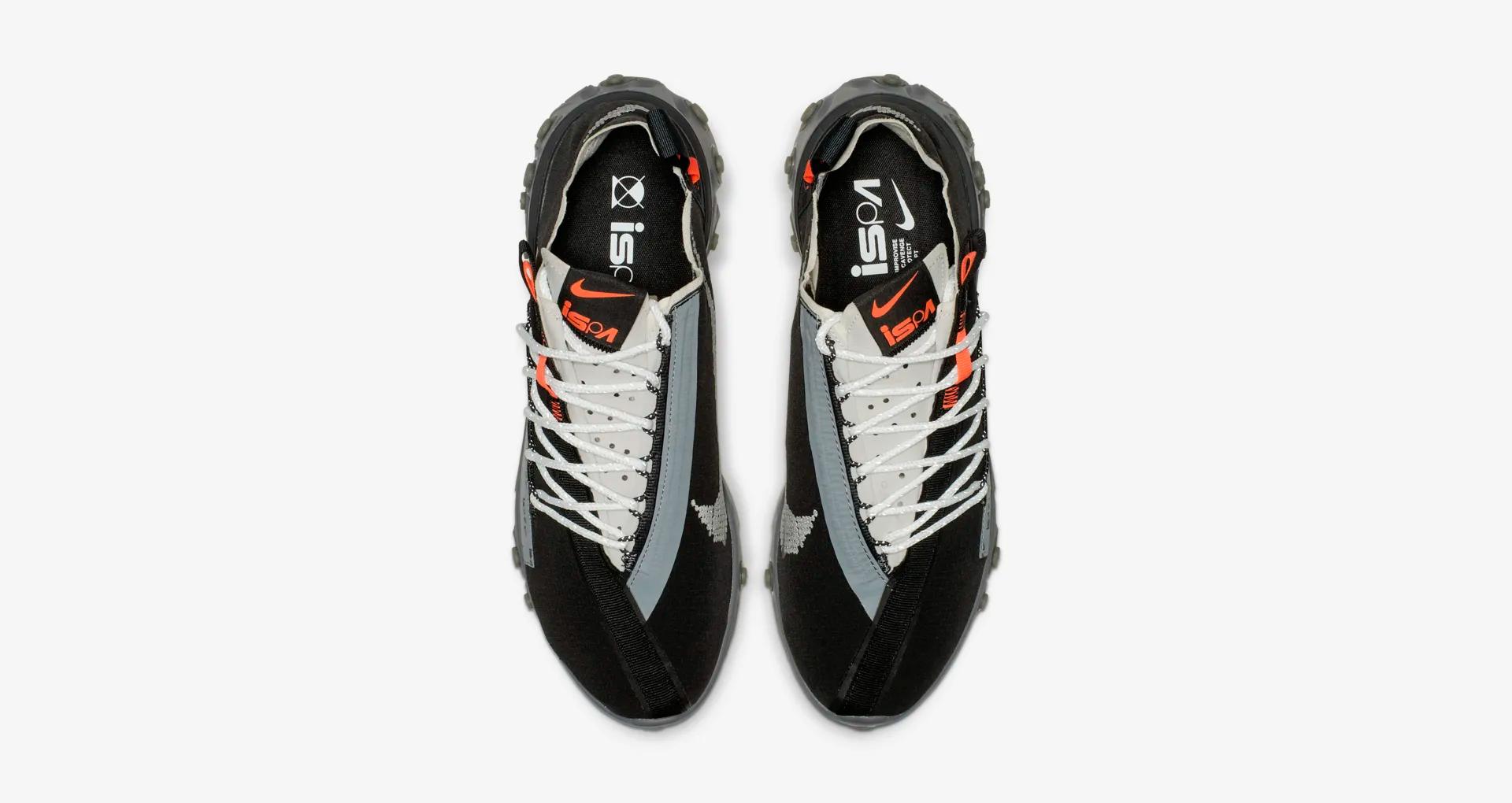 Nike React Runner WR ISPA Black 4