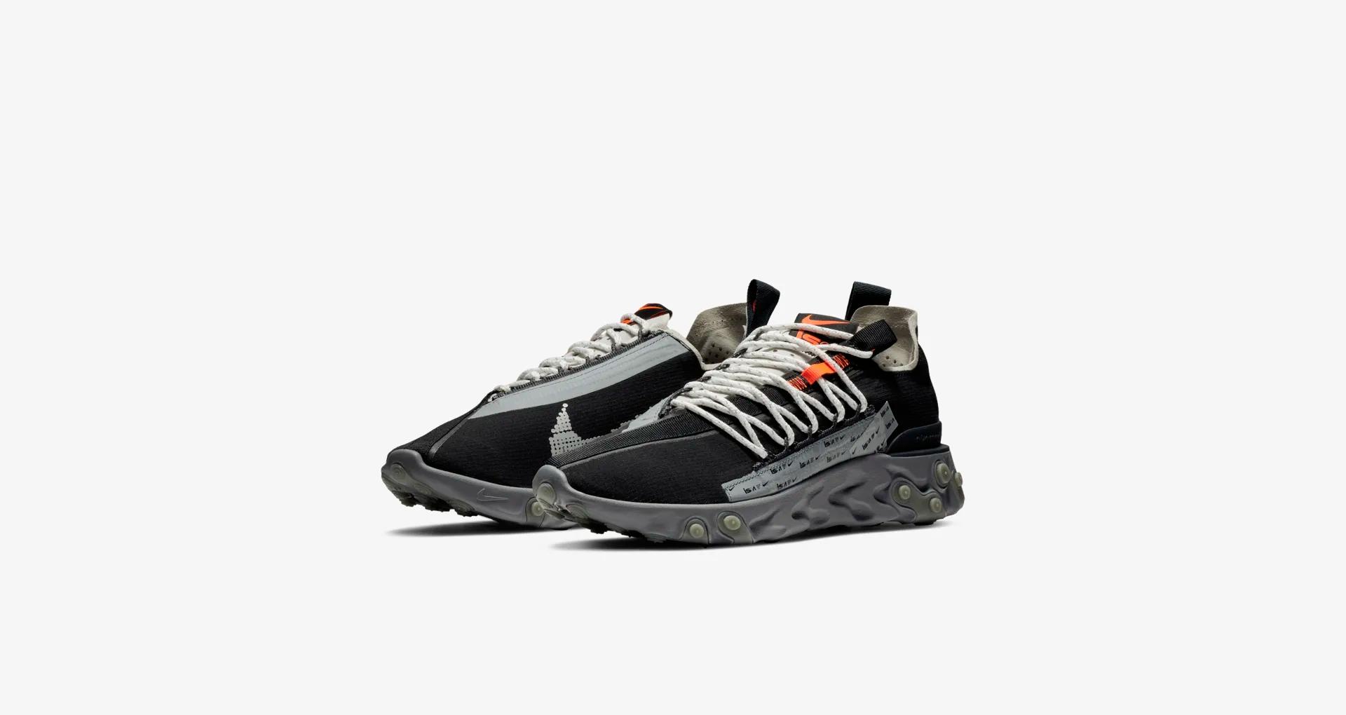 Nike React Runner WR ISPA Black 6