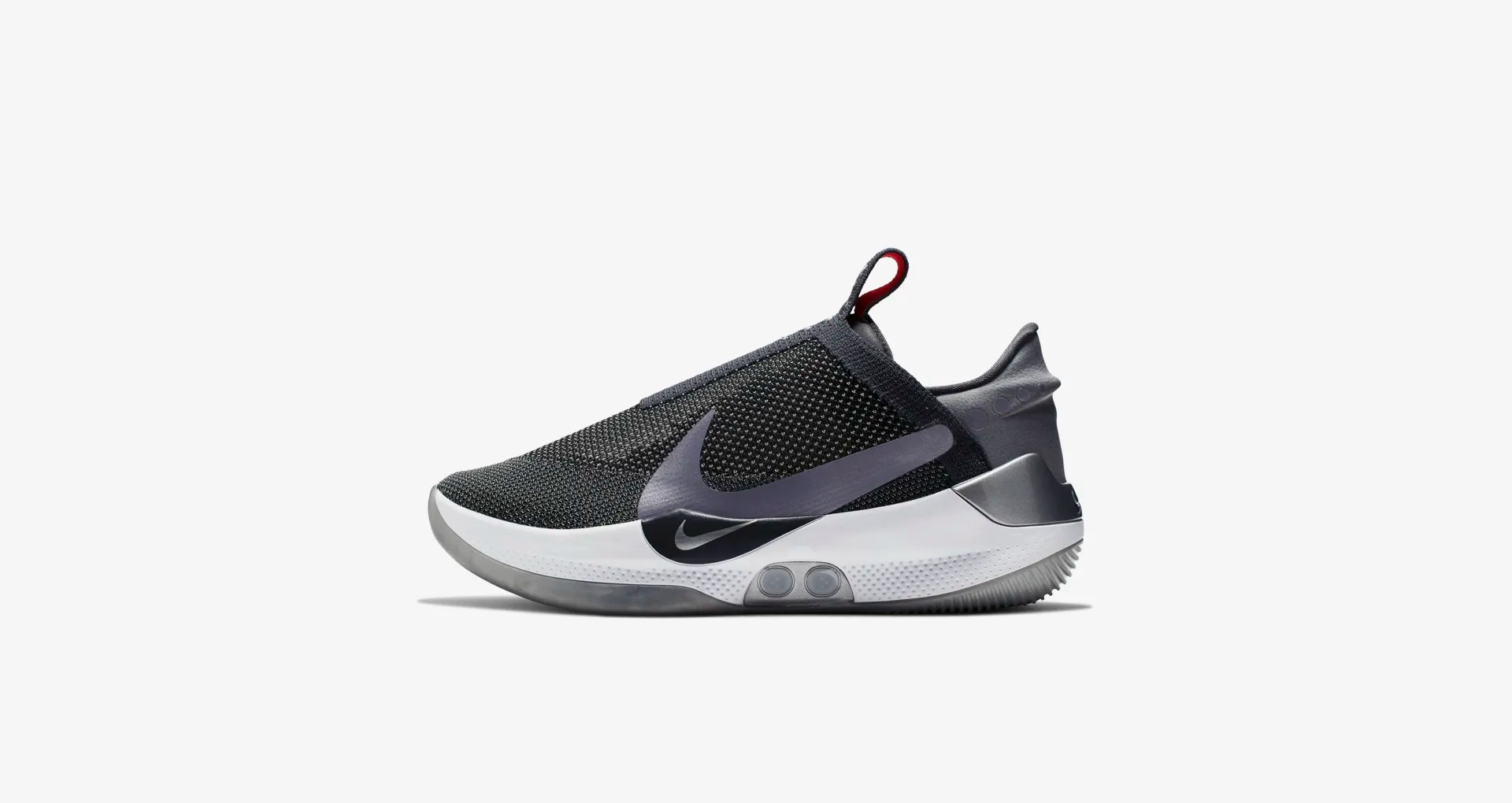 AO2582 004 Nike Adapt BB Dark Grey 2