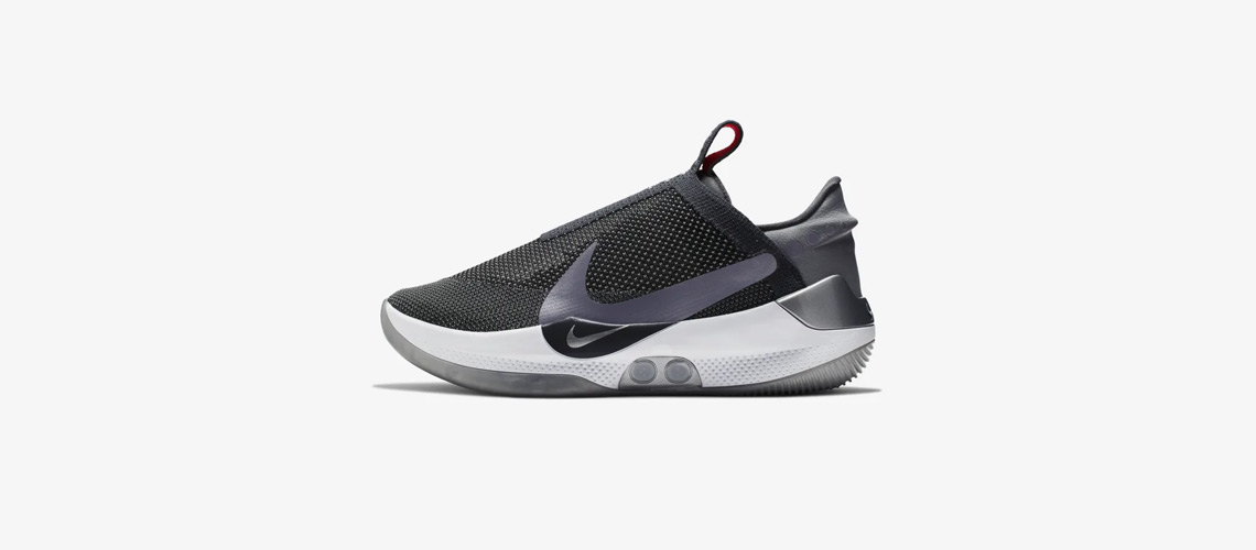 AO2582 004 Nike Adapt BB Dark Grey