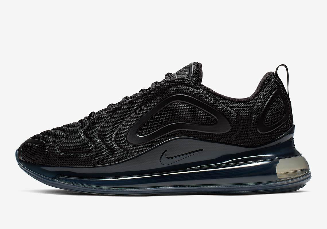 AO2924 007 Nike Air Max 720 Black 2