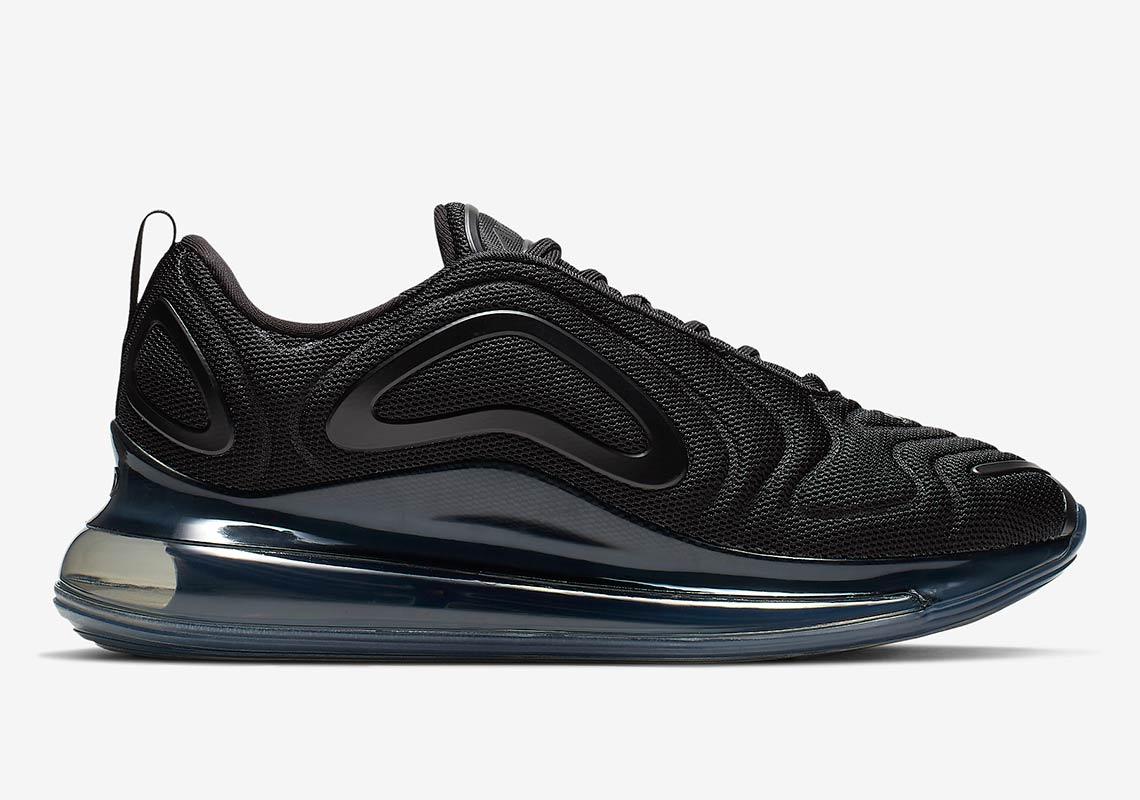AO2924 007 Nike Air Max 720 Black 3