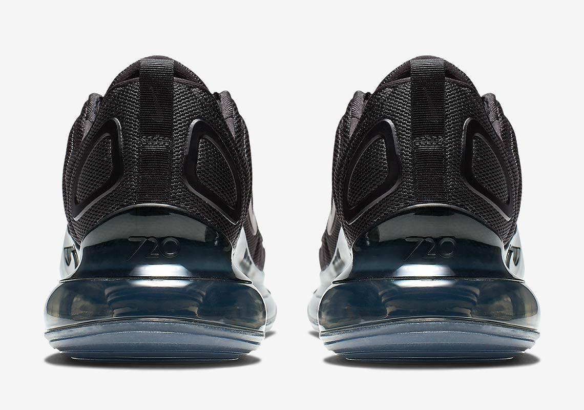AO2924 007 Nike Air Max 720 Black 5