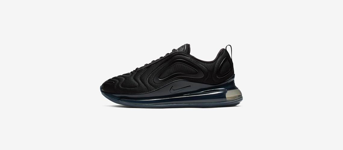 AO2924 007 Nike Air Max 720 Black
