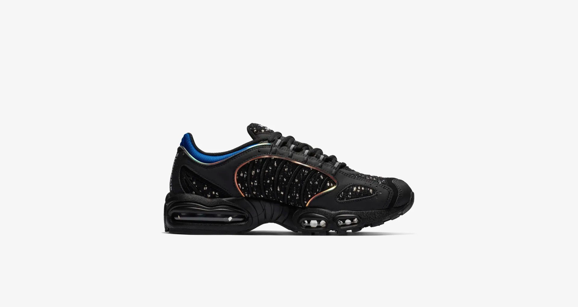 AT3854 001 Supreme x Nike Air Max Tailwind IV Black 2