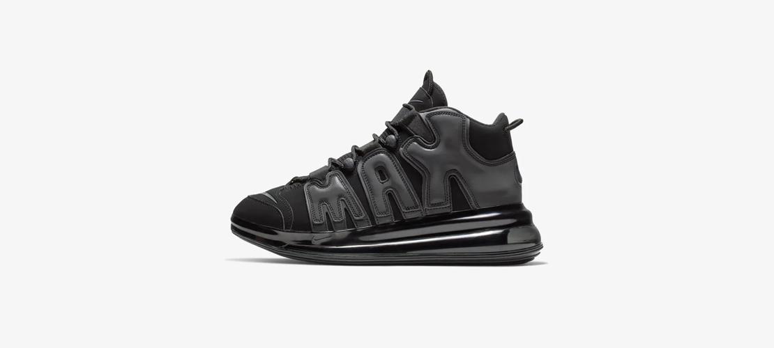BQ7668 001 Nike Air More Uptempo 720 Black 1110x500