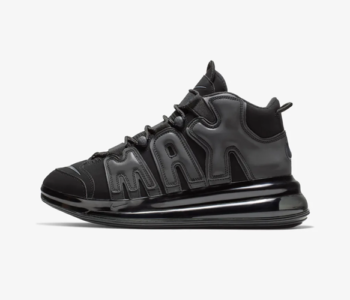 BQ7668 001 Nike Air More Uptempo 720 Black 350x300