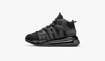 Nike Air More Uptempo 720 – Black
