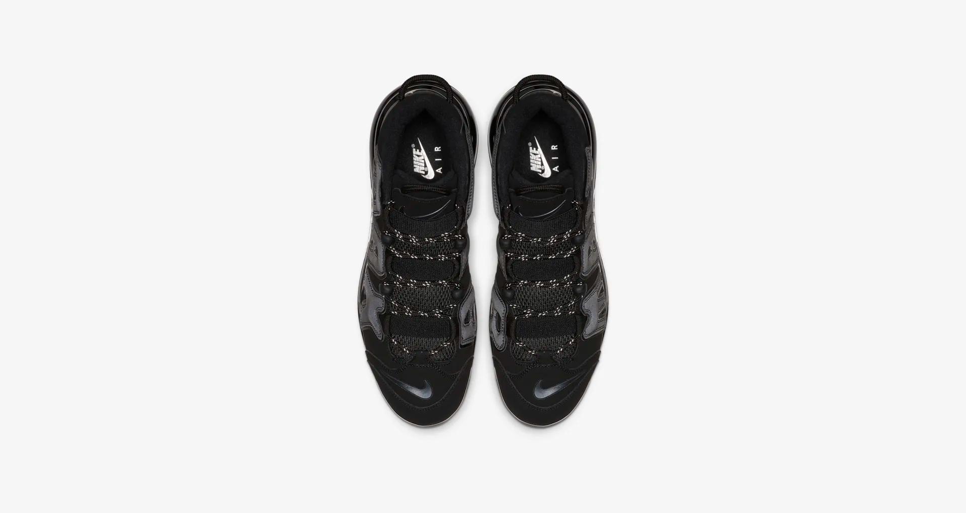 BQ7668 001 Nike Air More Uptempo 720 Black 4
