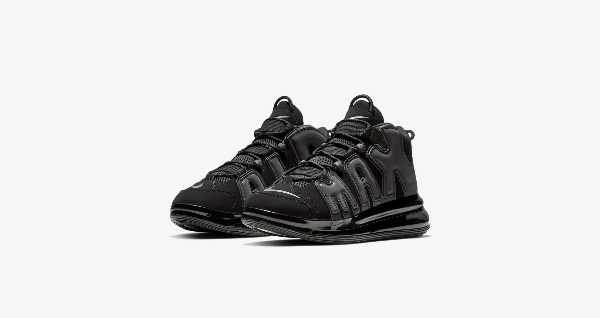 BQ7668 001 Nike Air More Uptempo 720 Black 6