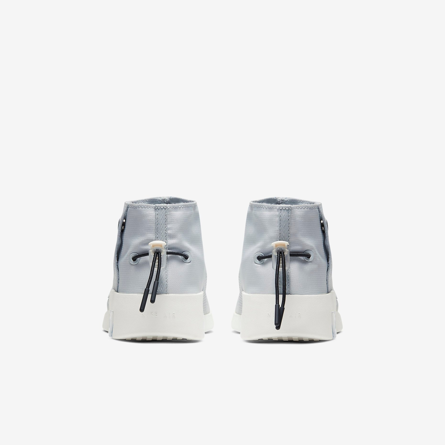 Fear of God x Nike Moccasin Pure Platinum 4