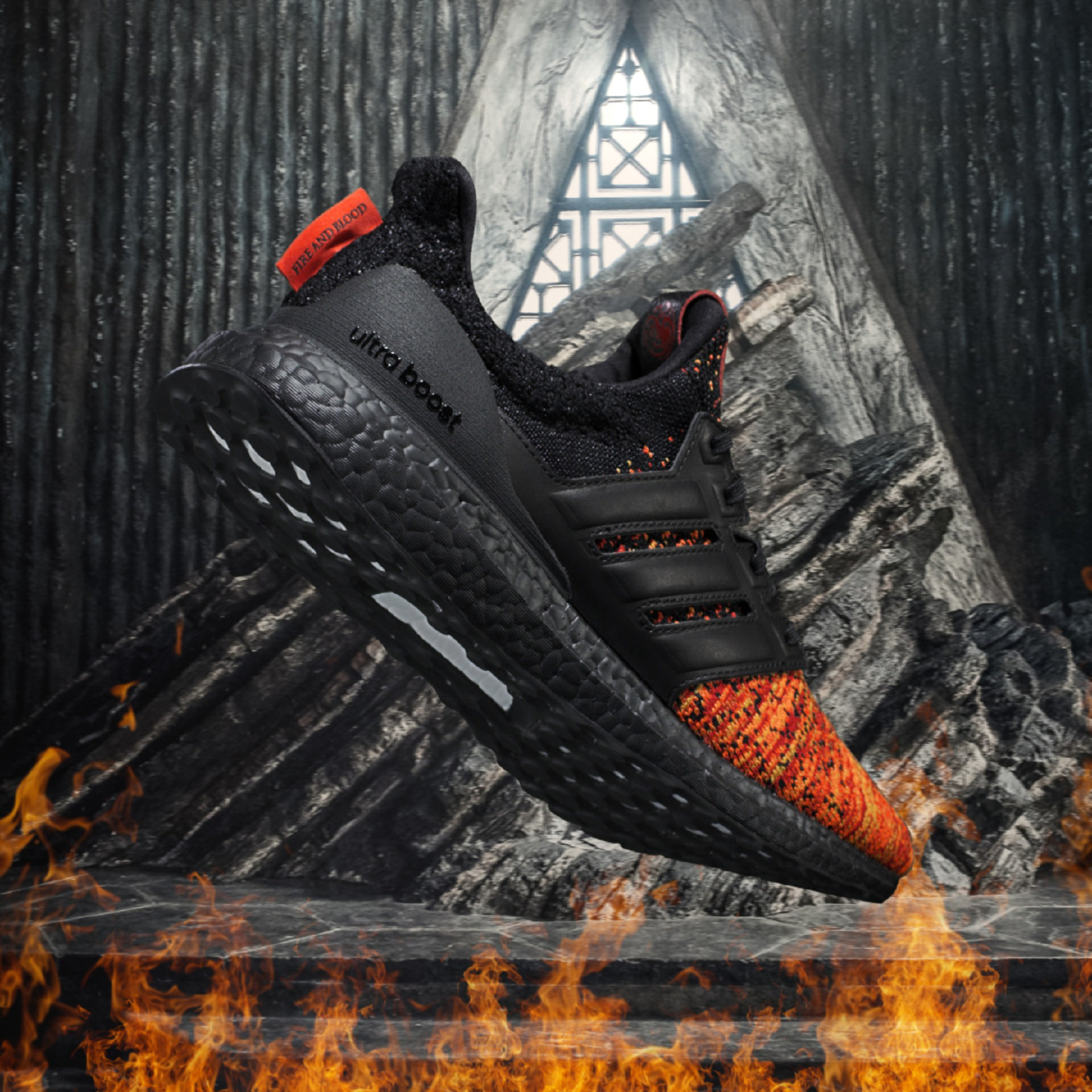 Game of Thrones x adidas UltraBOOST 10