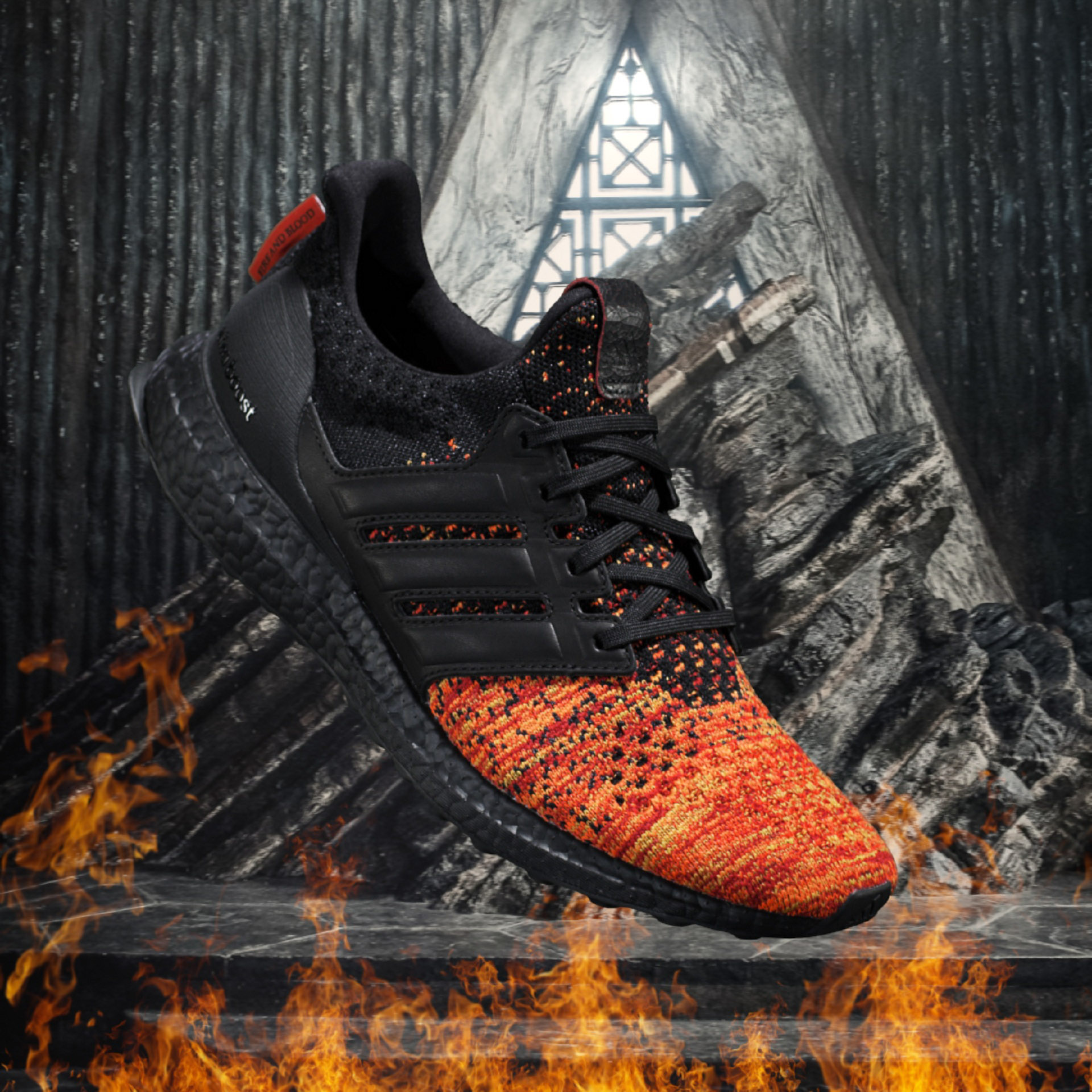 Game of Thrones x adidas UltraBOOST 8