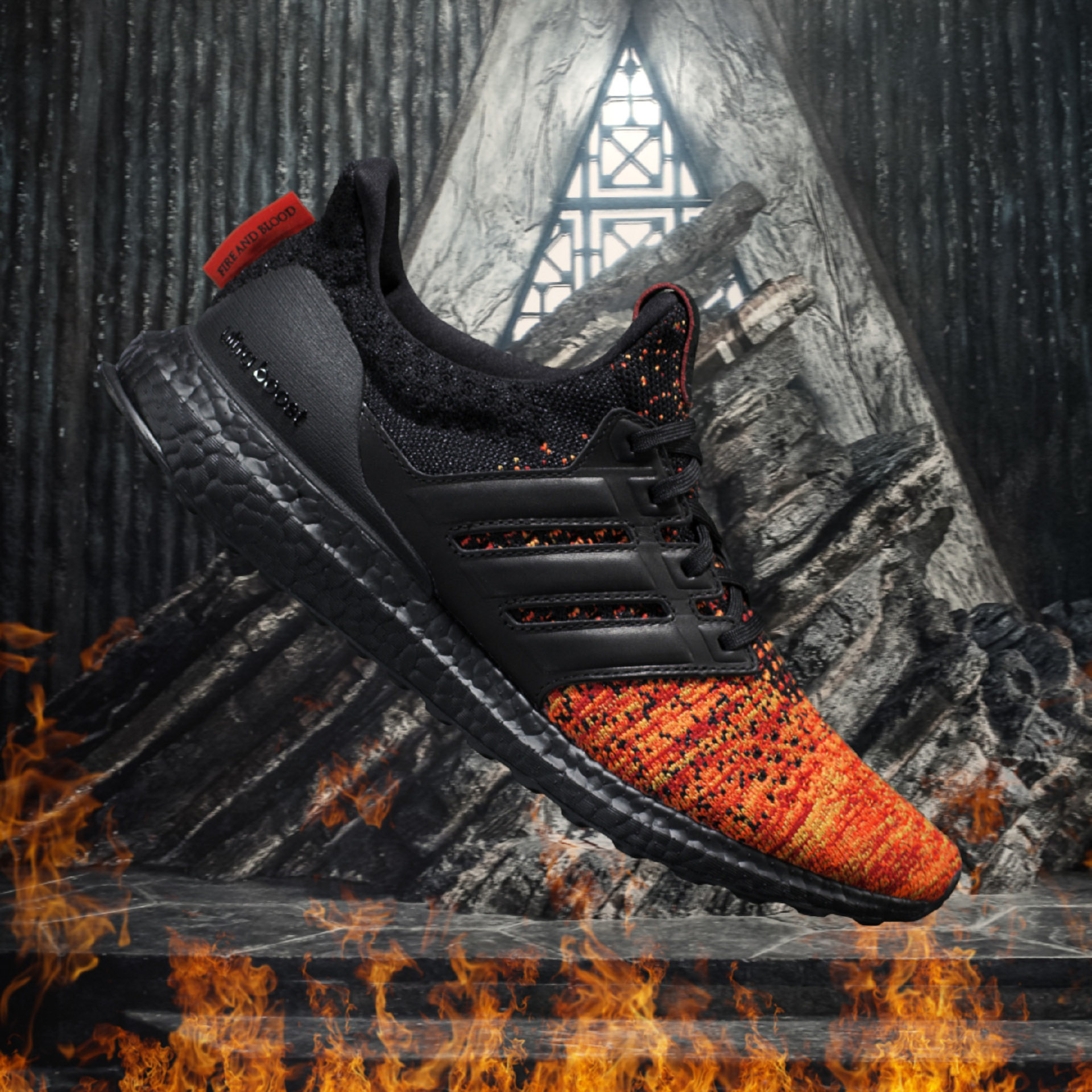 Game of Thrones x adidas UltraBOOST 9