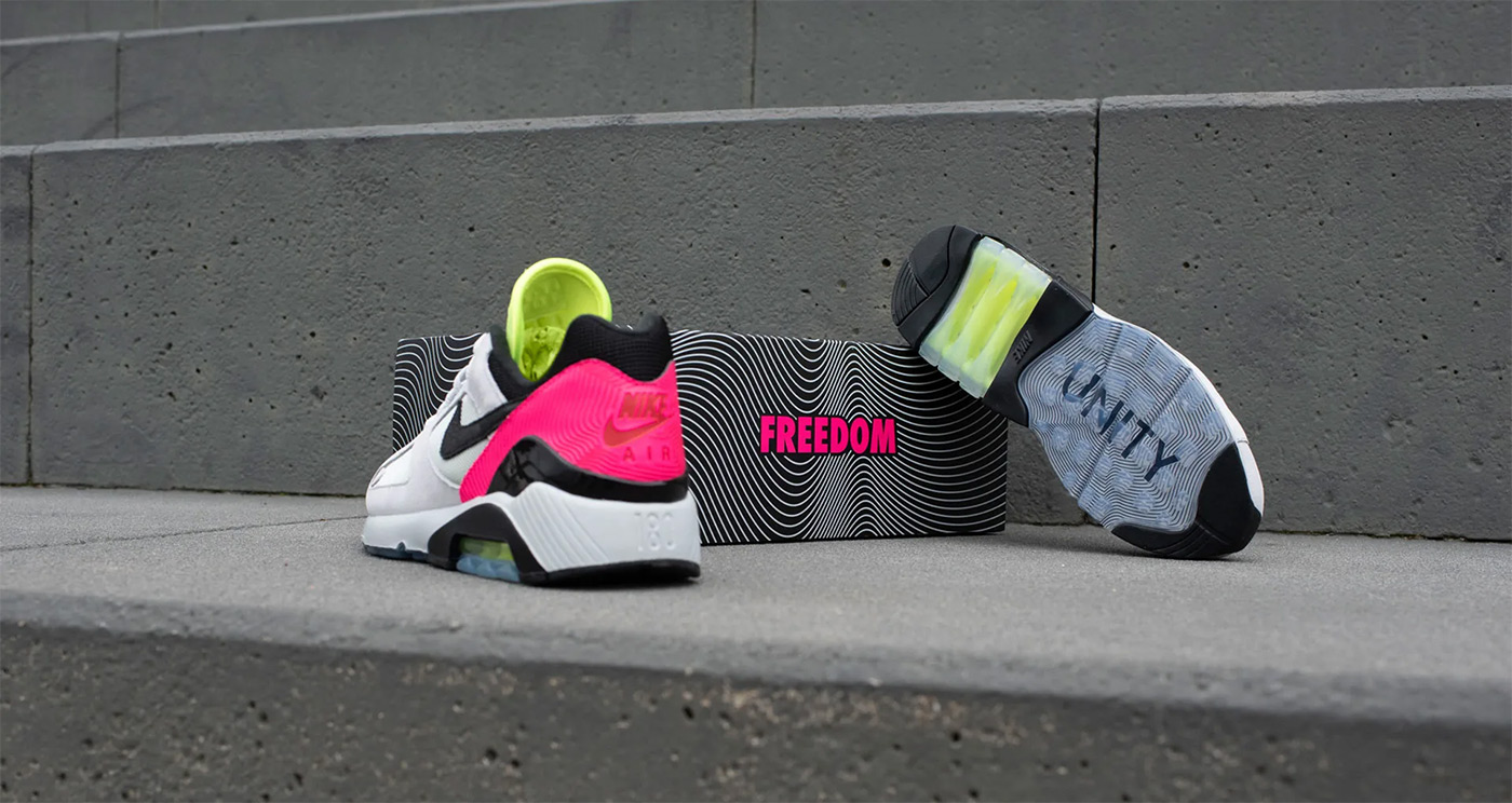 Nike Air Max 180 Hyper Pink 4