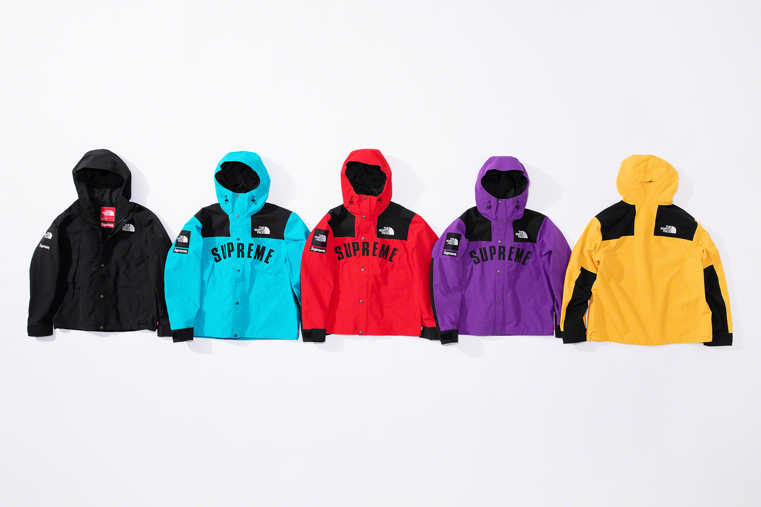 Supreme x The North Face Spring 2019 1