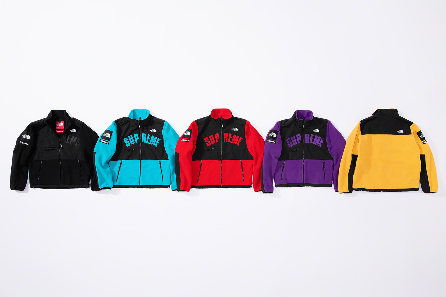 Supreme x The North Face Spring 2019 2