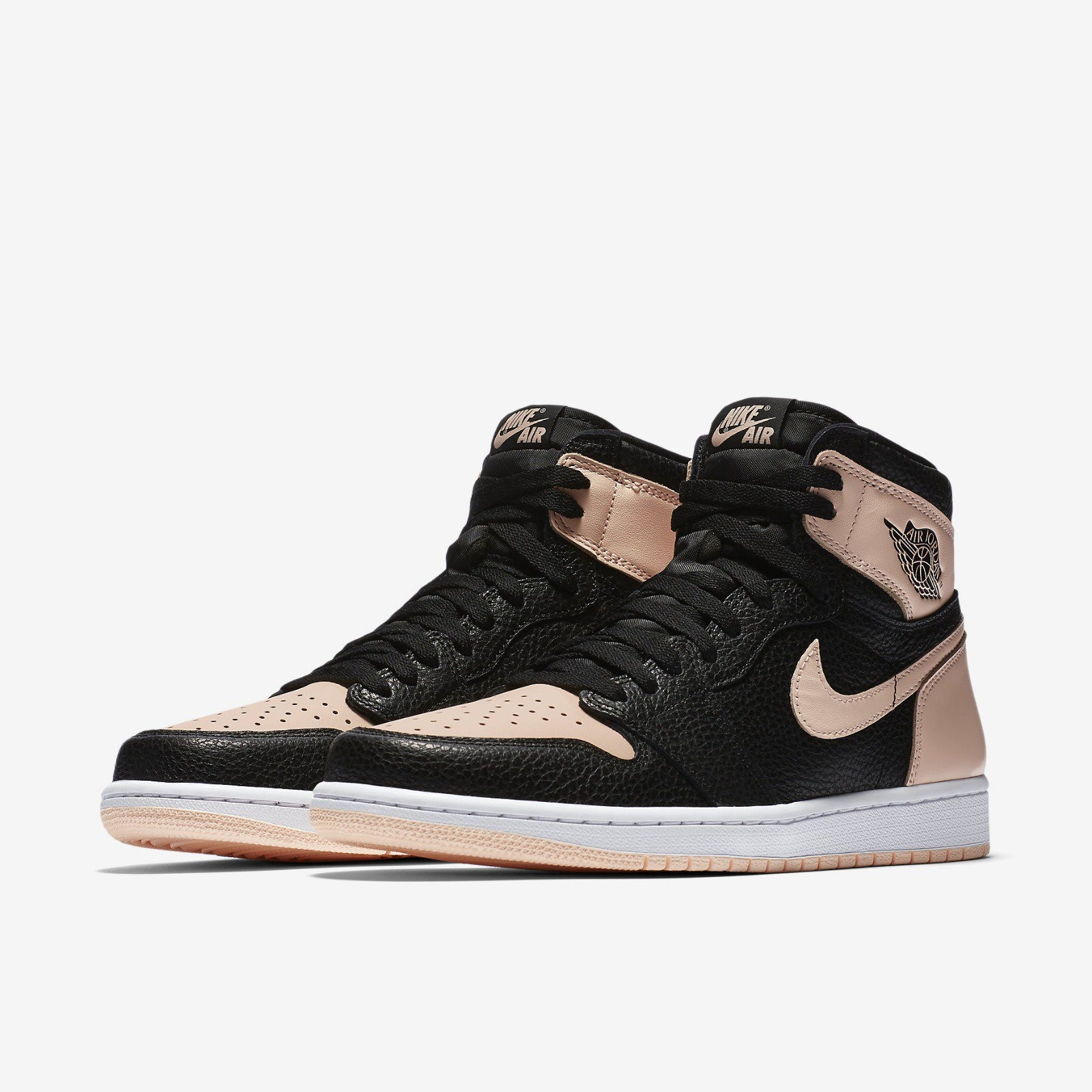 555088 081 Air Jordan 1 Retro High OG Crimson Tint 2