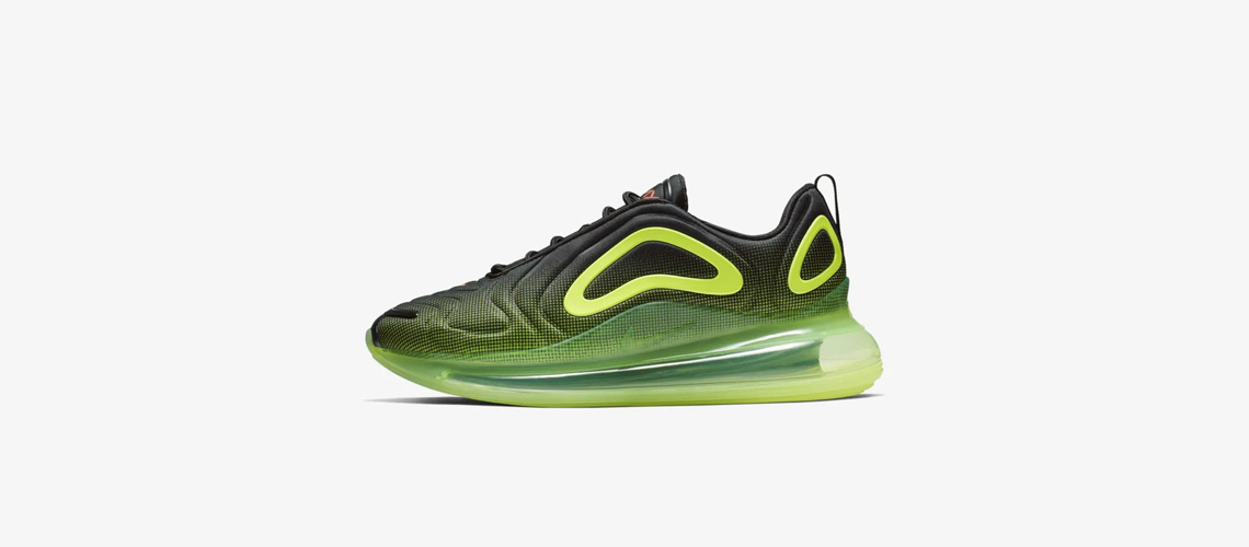 Nike Air Max 720 – Volt