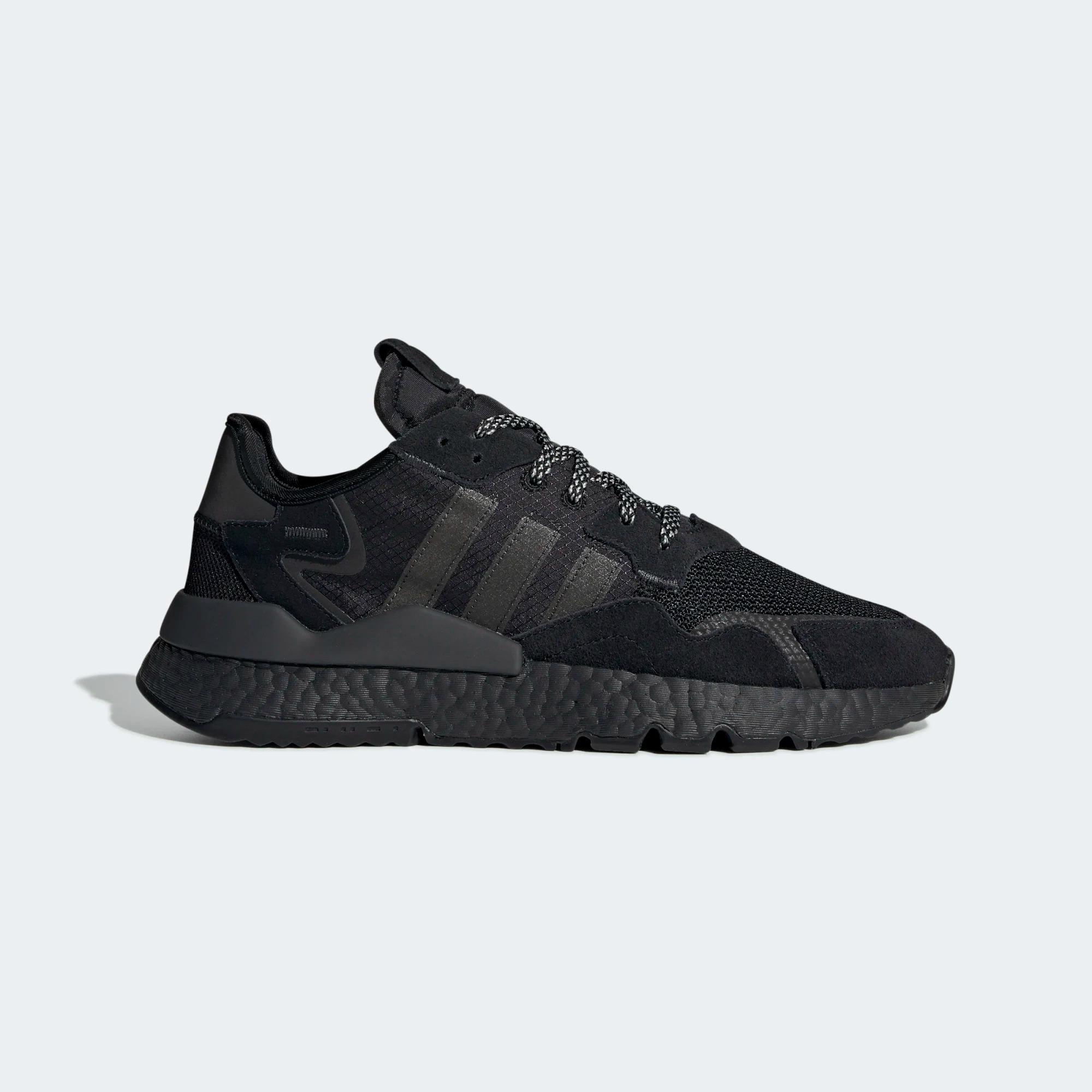 BD7954 adidas Nite Jogger Triple Black 1