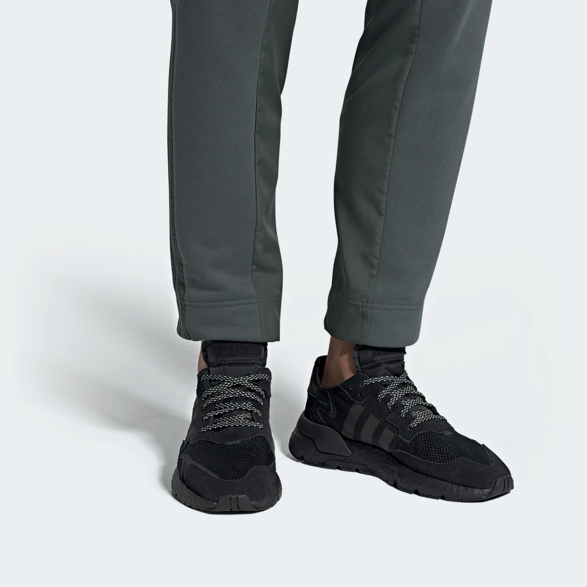 BD7954 adidas Nite Jogger Triple Black 2