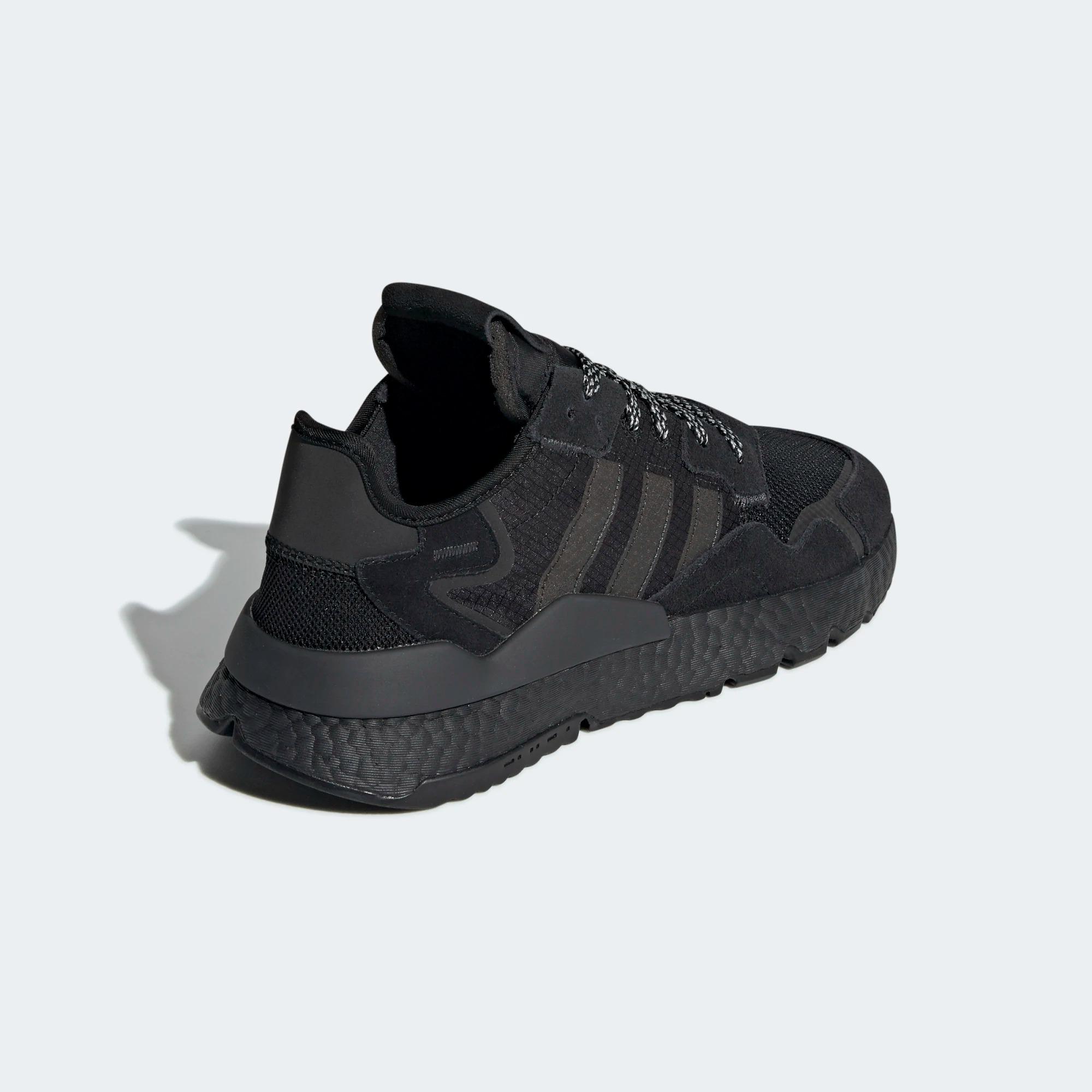 BD7954 adidas Nite Jogger Triple Black 5