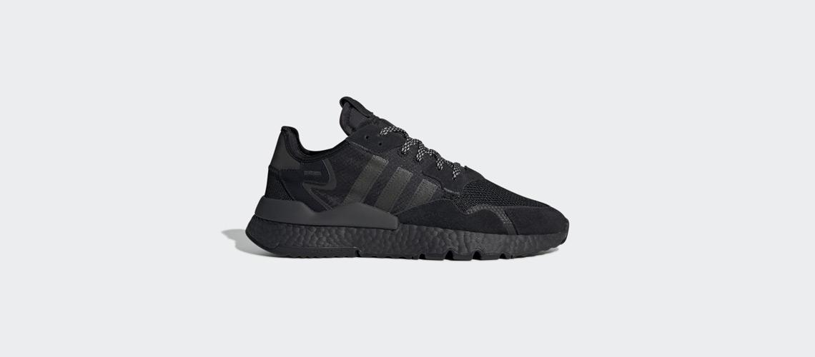BD7954 adidas Nite Jogger Triple Black