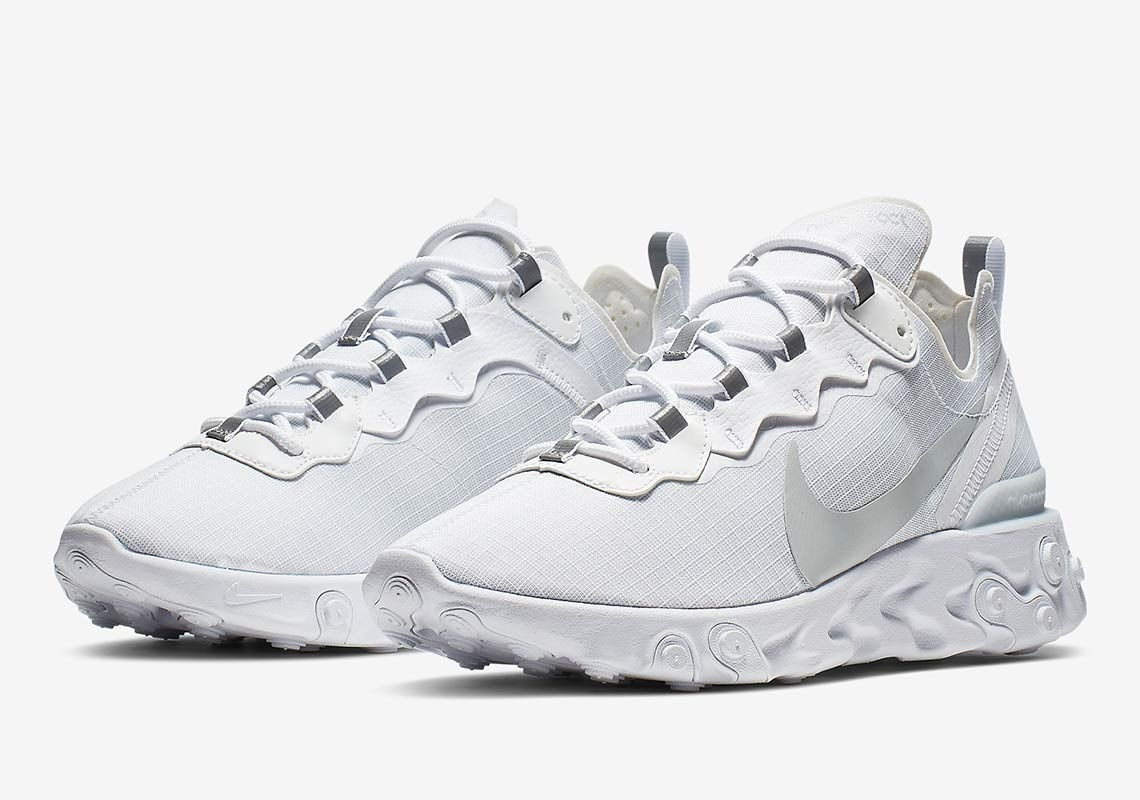 BQ6167 101 Nike React Element 55 White 1