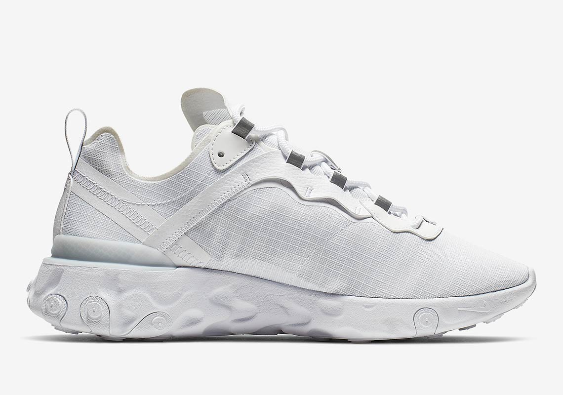 BQ6167 101 Nike React Element 55 White 3