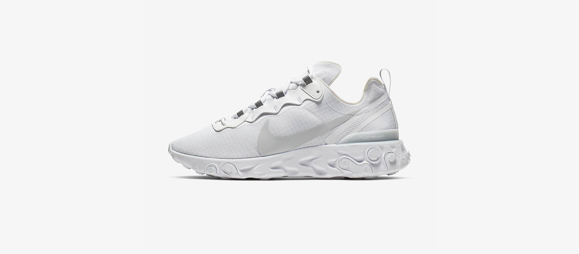 BQ6167 101 Nike React Element 55 White