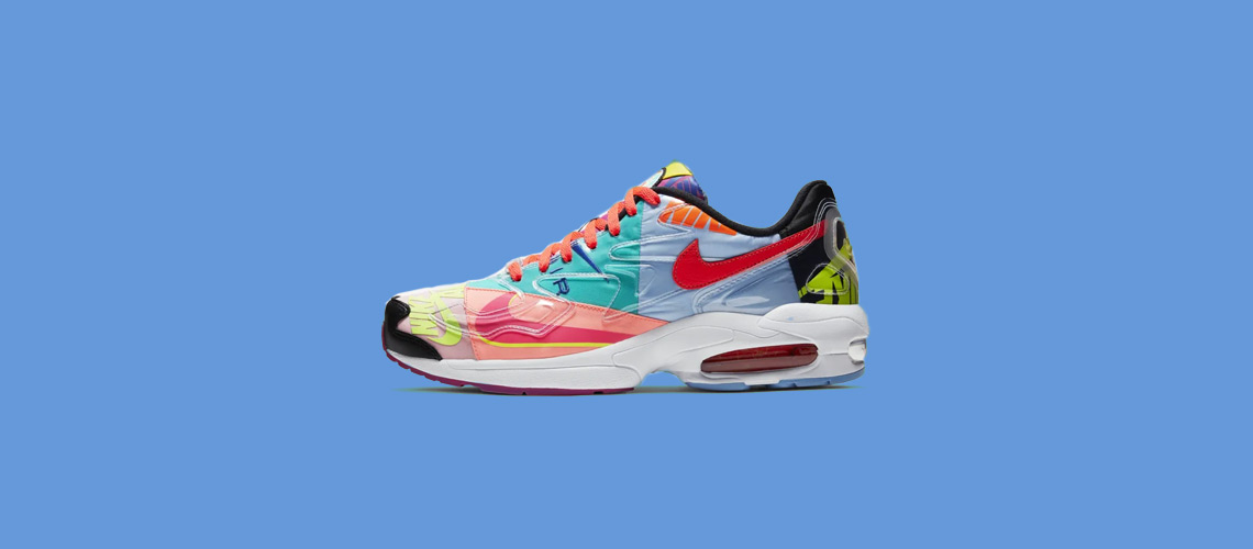 BV7406 001 Atmos x Nike Air Max2 Light