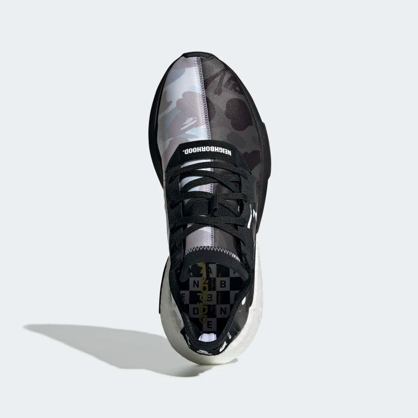 EE9431 NEIGHBORHOOD x BAPE adidas POD S3.1 2