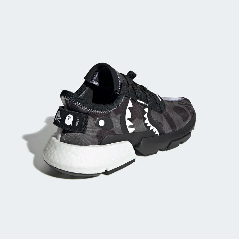 EE9431 NEIGHBORHOOD x BAPE adidas POD S3.1 5