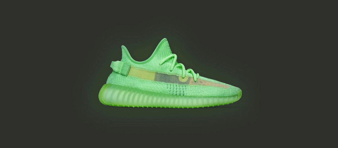 EG5293 adidas Yeezy Boost 350 V2 Glow 1140x500