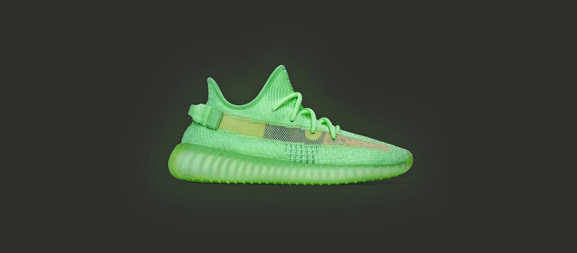 EG5293 adidas Yeezy Boost 350 V2 Glow