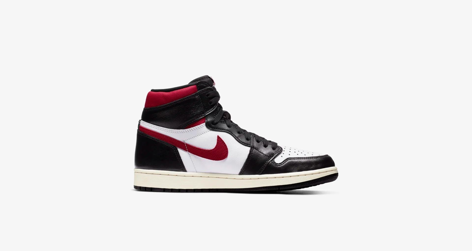 555088 061 Air Jordan 1 High OG Gym Red 2
