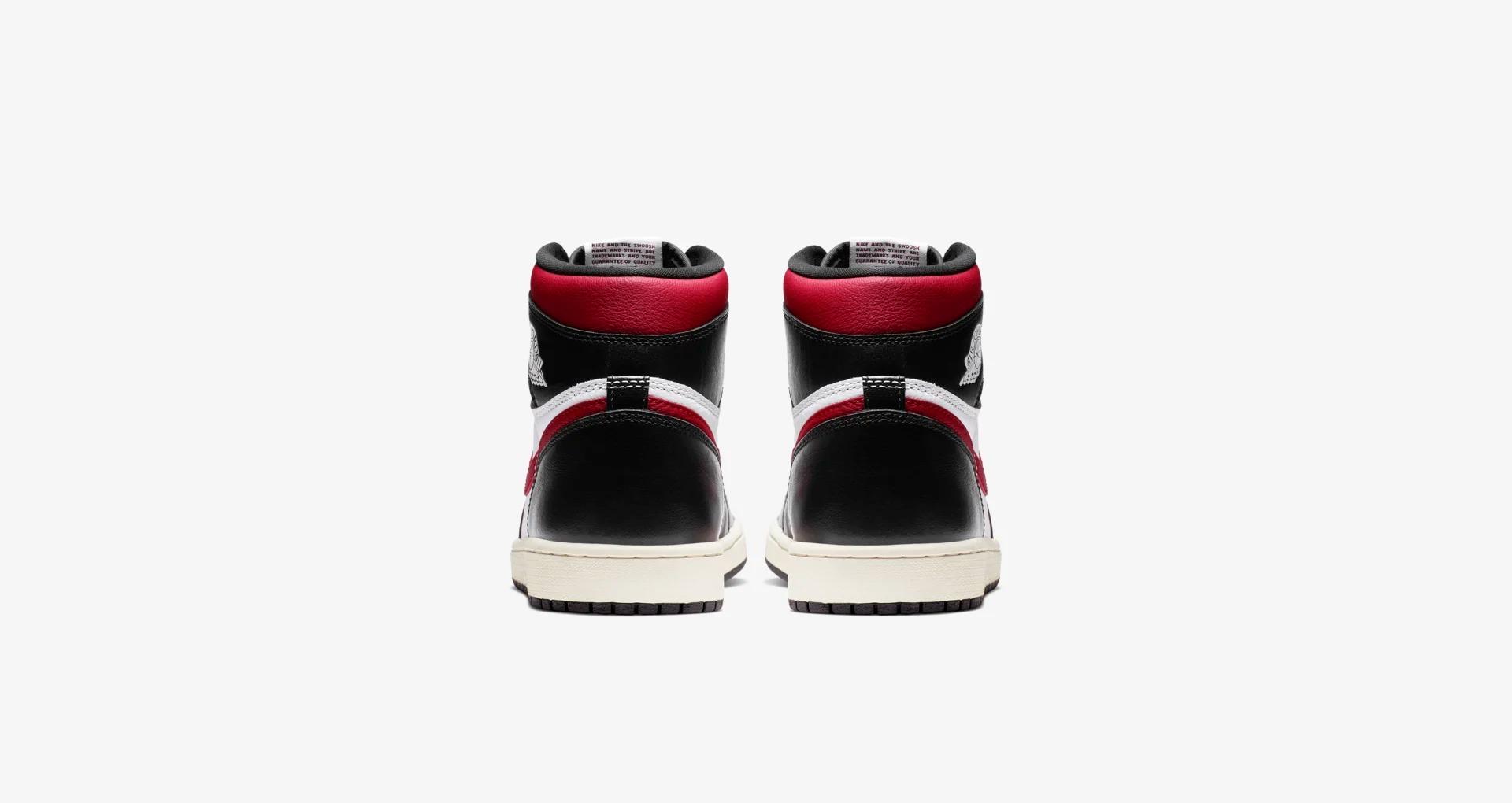 555088 061 Air Jordan 1 High OG Gym Red 4