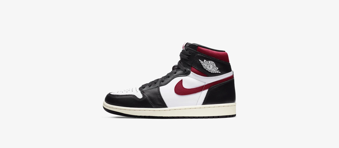 555088 061 Air Jordan 1 High OG Gym Red