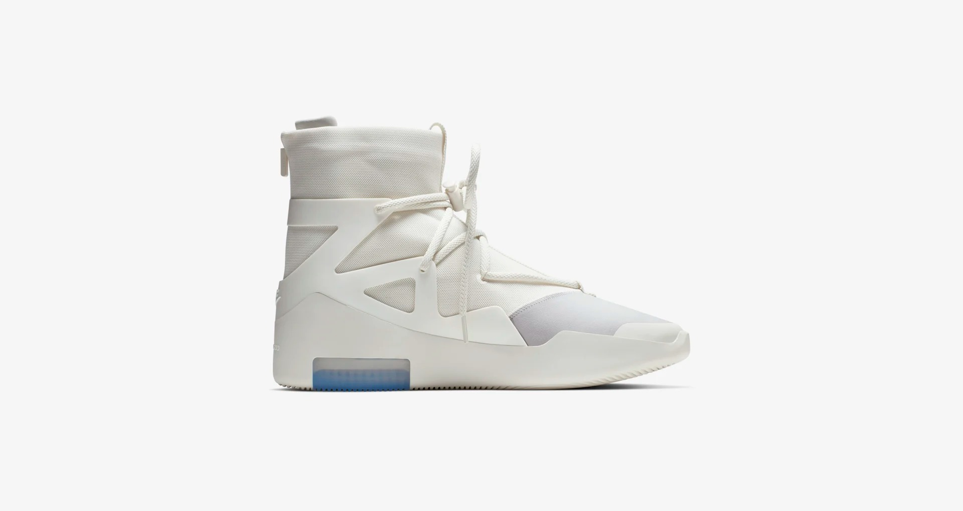 AR4237 100 Nike Air Fear of God 1 Sail 3