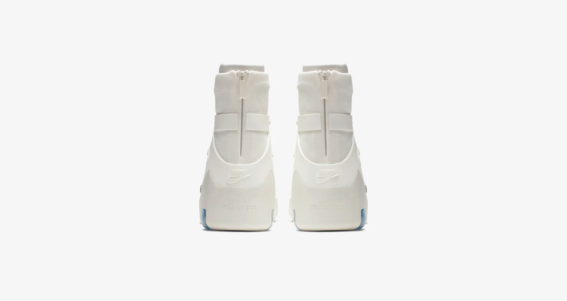 AR4237 100 Nike Air Fear of God 1 Sail 5