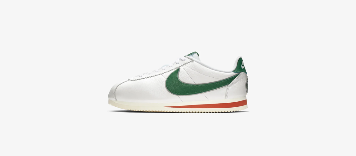Stranger Things x Nike Cortez