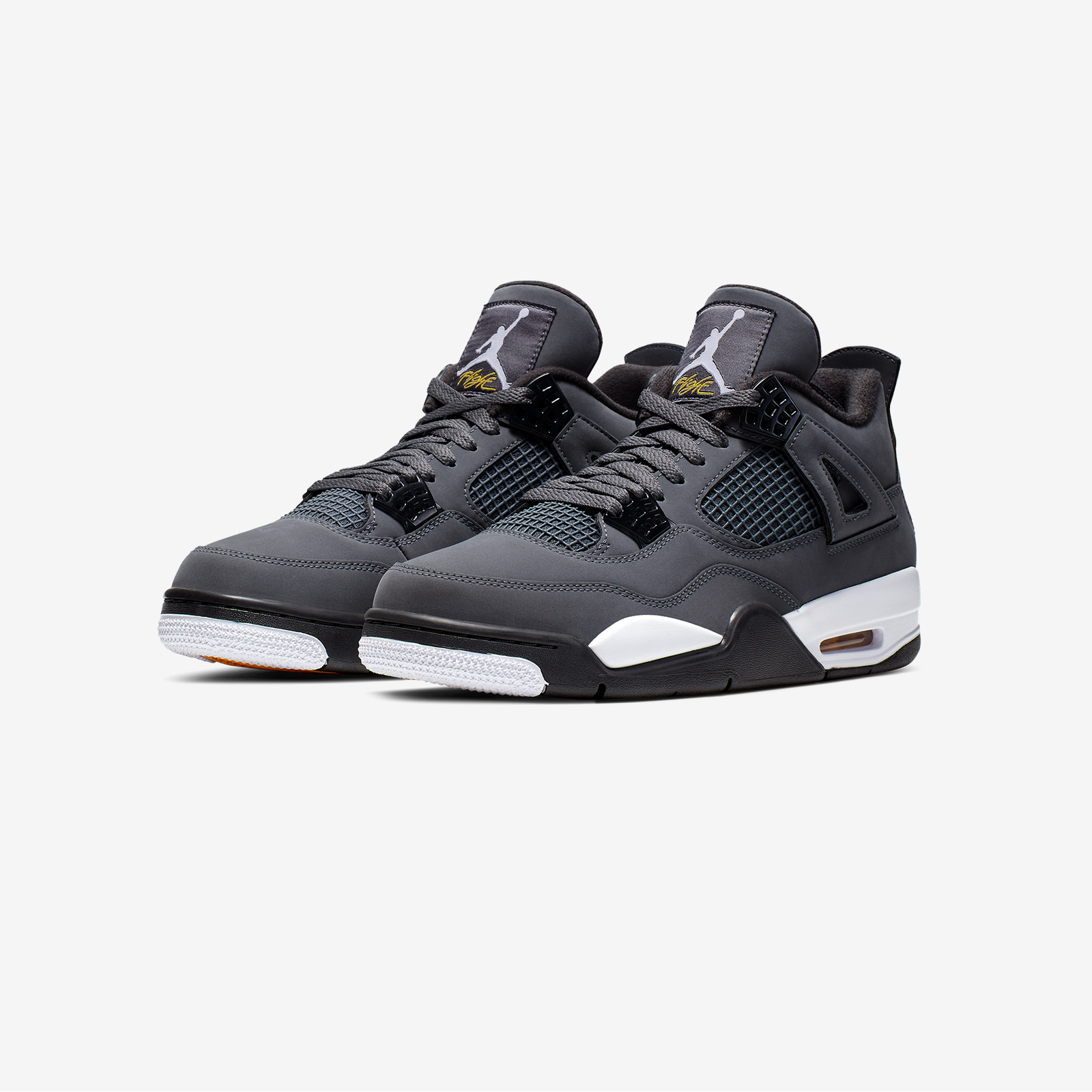 308497 007 Air Jordan 4 Retro Cool Grey 2
