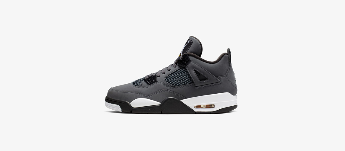 308497 007 Air Jordan 4 Retro Cool Grey